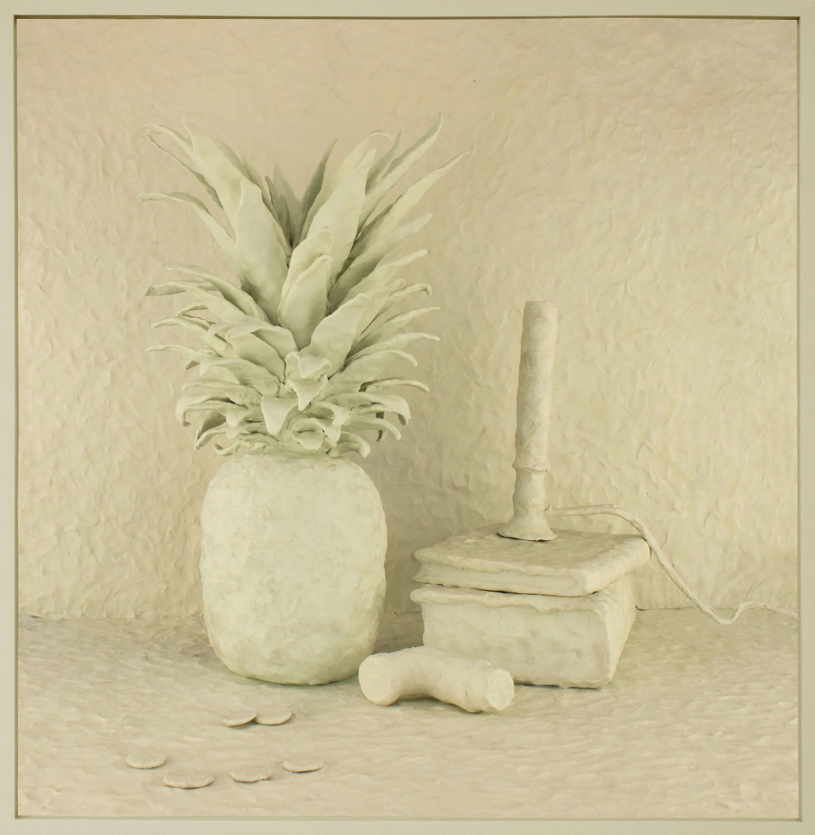 Untitled (Still Life w Pineapple 2)